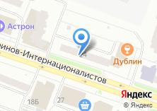 Компания «Служба проката электроинструмента» на карте