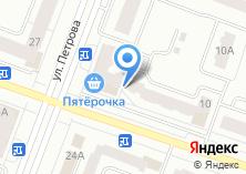 Компания «АЛКО-Сервис» на карте