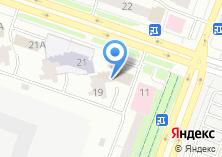 Компания «Марийский мебельный комбинат» на карте