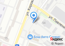 Компания «Шиномонтажная мастерская на ул. Шевцовой» на карте