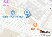Компания «Спортклуб №1» на карте