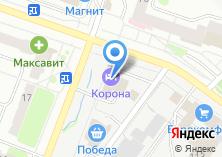 Компания «Автомойка на Мира» на карте
