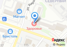 Компания «Кровля М» на карте