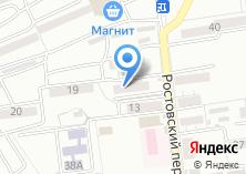Компания «Стоматолог Плюс» на карте