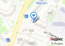 Компания «Юшут» на карте