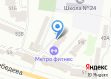 Компания «Промышленные шланги» на карте