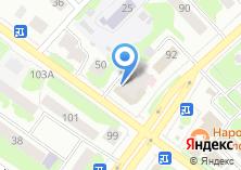 Компания «Займ просто» на карте