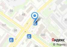Компания «Апрель» на карте