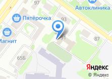 Компания «Раджа-йога» на карте