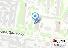 Компания «Всероссийское добровольное пожарное общество» на карте