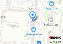 Компания «Военторг-центр» на карте