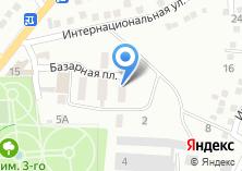 Компания «Фемида» на карте