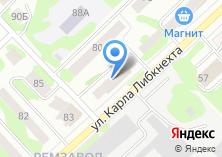 Компания «Татьяна детская одежда - Товары детям» на карте
