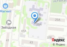 Компания «Детский сад №16 Дубок» на карте
