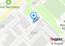 Компания «Шараж Монтаж» на карте