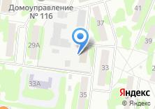Компания «Домоуправление №16» на карте