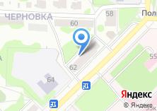Компания «Пеледыш» на карте