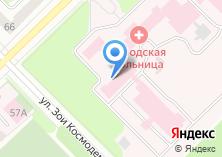 Компания «Йошкар-Олинская городская больница» на карте