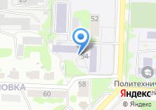 Компания «Сингл» на карте