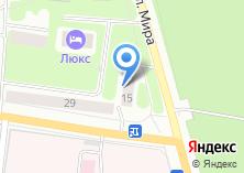 Компания «Волшебная радуга» на карте