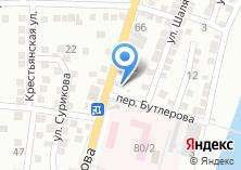 Компания «Шашлык у Алика» на карте
