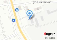 Компания «Волжская Бумажная Компания» на карте