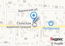 Компания «Старокучергановский сельсовет» на карте