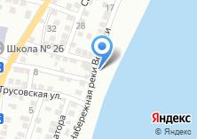 Компания «На берегу» на карте