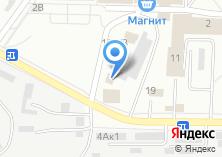 Компания «Евромойка» на карте