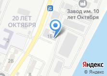 Компания «Астра-Века» на карте