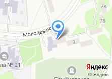 Компания «Домоуправление №17» на карте