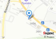 Компания «Оникс-авто» на карте