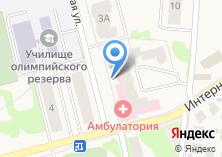 Компания «Семеновская врачебная амбулатория» на карте