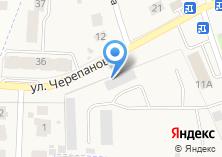 Компания «КамАЗавтосервис» на карте