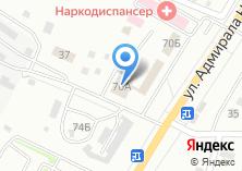 Компания «Крузенштерн» на карте