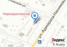 Компания «Информационные решения» на карте