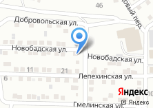 Компания «Гусь Лапчатый» на карте