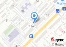 Компания «Киоск по продаже продовольственной продукции» на карте