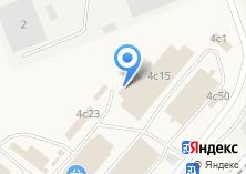 Компания «Акктам» на карте