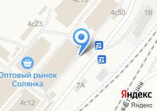 Компания «ЕжКо» на карте