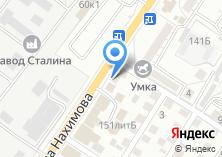 Компания «ФотоДруг» на карте