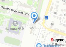 Компания «Русское застолье» на карте
