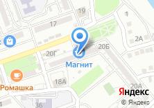 Компания «МАКСИ-СЕРВИС» на карте