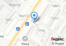 Компания «Дэниро» на карте