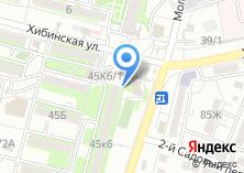 Компания «Магазин сувениров и подарков» на карте