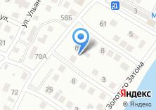 Компания «Интурист СПА» на карте