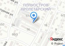 Компания «Каспий Индустрия» на карте