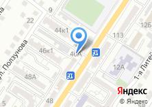 Компания «Офис мобильной связи» на карте