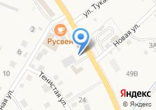 Компания «Русвен» на карте