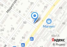 Компания «Специализированное предприятие ритуальных услуг» на карте